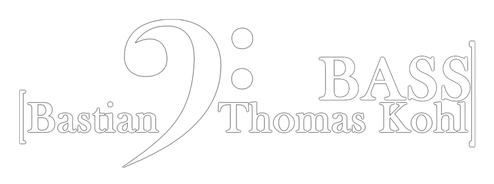 Opernsänger Bastian Thomas Kohl